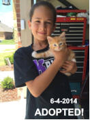 6-4-2014  ADOPTED!